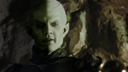 Dragonball evolution: James Marsters as Lord Piccolo