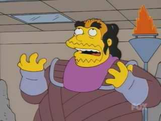 Klingon Comic Book Guy in My Big Fat Geek Wedding