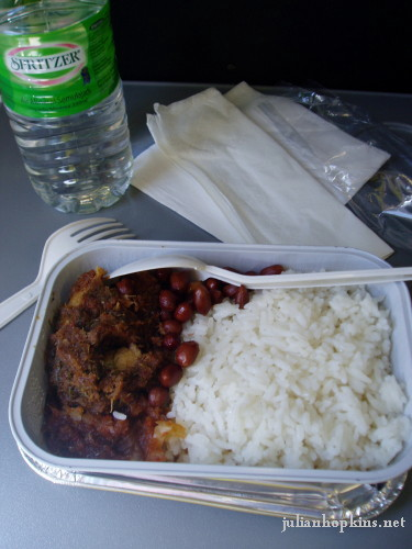 air asia meal nasi lemak