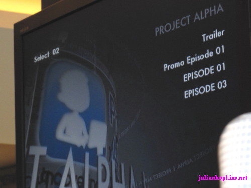Project Alpha launch