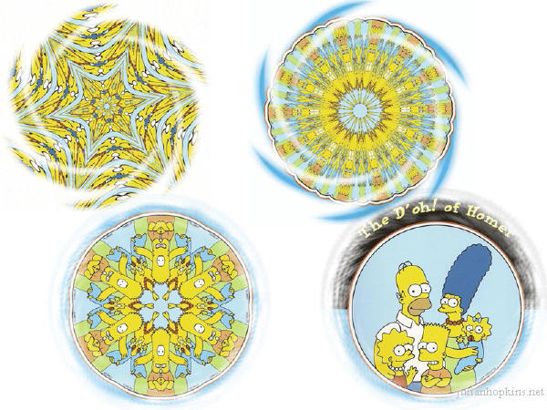 simpsons kaleidoscope